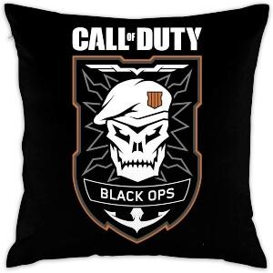 Funda de cojin Call of Duty Black Ops