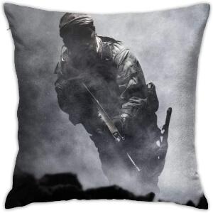 Funda de cojin combatiente Call of Duty