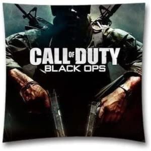 Funda de cojin portada Call of Duty Black Ops
