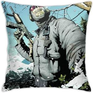 Funda de cojin soldado Call of Duty