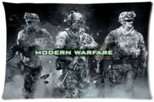 Fundas de almohadas soldados Call of Duty