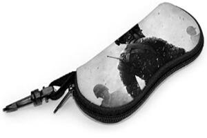Fundas para gafas de Call of Duty con un mosqueton