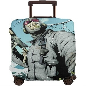 Fundas para maletas de Call of Duty para el invierno