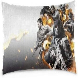 Fundas videojuego almohadas Call of Duty