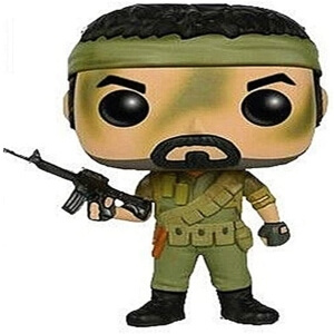 Funko pop Frank Woods del juego Call of Duty