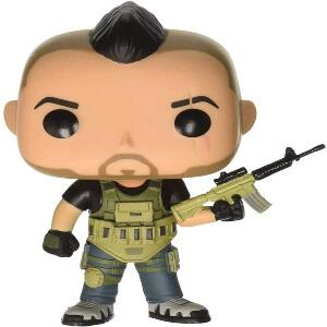 Funko pop John soap Mactavish Call of Duty