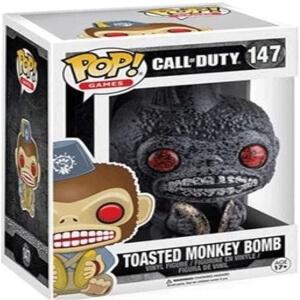 Funko pop mono negro de Call of Duty