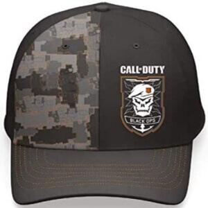 Gorra de Call of Duty Black Ops