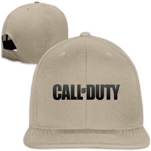Gorra letras Call of Duty