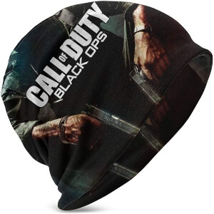 Gorro de Call of Duty Black Ops