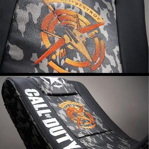 Imagenes de las sillas gaming de Call of Duty