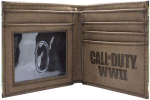 Interior de las carteras de Call of Duty