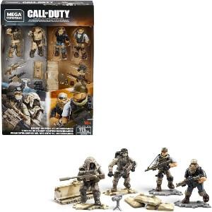 Juguete cuatro personajes Call of Duty
