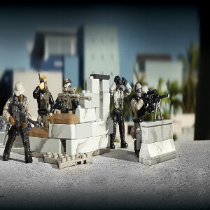 Juguete diferentes personajes Call of Duty
