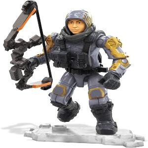 Juguete personaje con arco Call of Duty