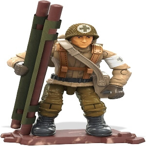 Juguete personaje sanitario Call of Duty