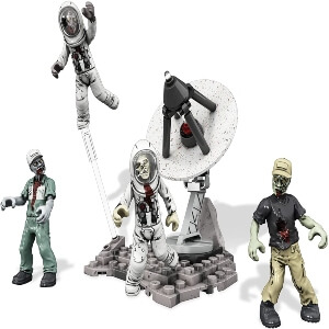 Juguete personajes zombies con antena Call of Duty