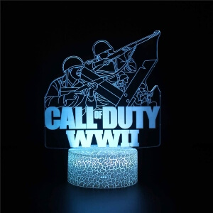 Lampara Call of Duty WW2