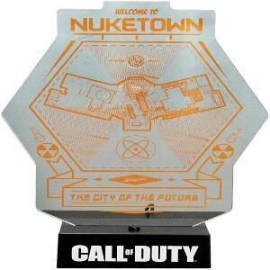 Lampara Nuketown de Call of Duty