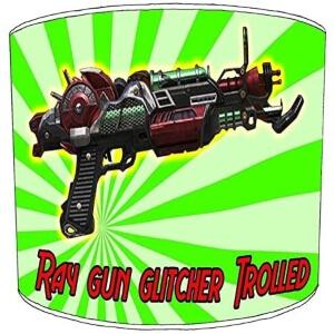 Lampara ray gun Call of Duty