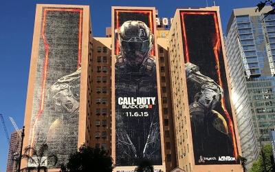 Lanzamiento del Call of Duty Black Ops 3 en el documental
