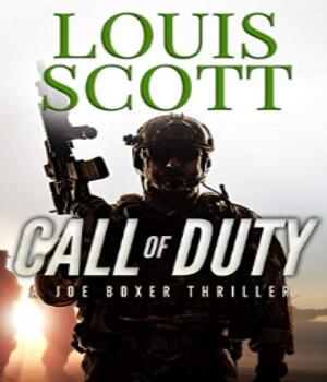 Libro Joe Boxer Thriller Call of Duty