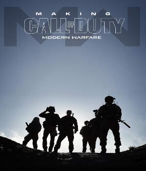 Libro making Call of Duty Modern Warfare
