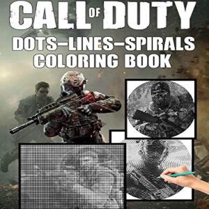 Libros para colorear de Call of Duty