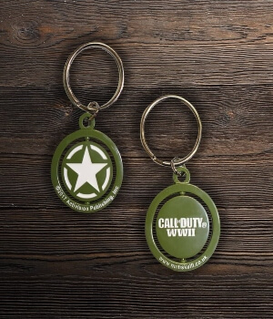Llavero Call of Duty WW2