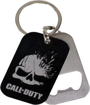 Llaveros de Call of Duty