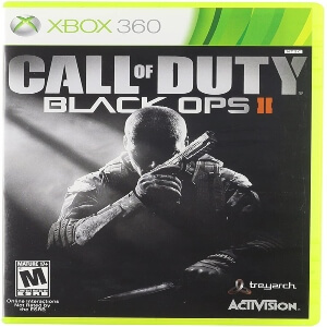 Mando de Xbox 360 con Call of Duty Black Ops 2