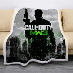 Manta de Call of Duty Modern Warfare 3