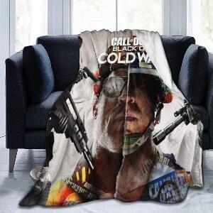 Mantas de Call of Duty para el invierno