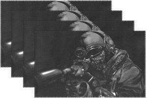 Mantel soldado francotirador Call of Duty