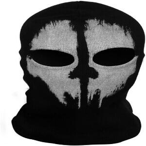 Mascara soldado de Call of Duty