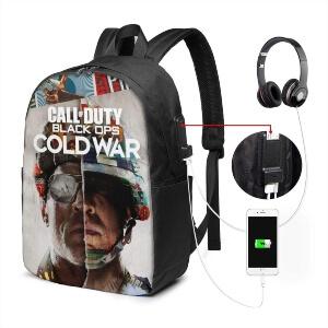 Mochilas con carga USB Call of Duty