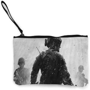 Monedero rectangular soldado de Call of Duty