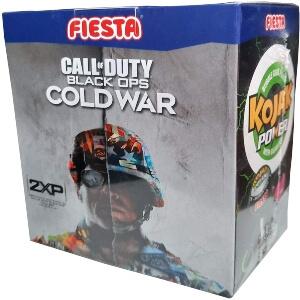 Pack con las golosinas de Call of Duty