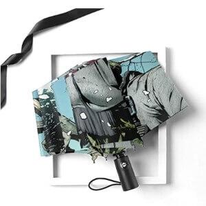 Paraguas de Call of Duty para el invierno