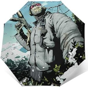 Paraguas de Call of Duty