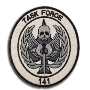 Parche task force blanco Call of Duty
