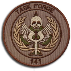 Parche task force marron Call of Duty