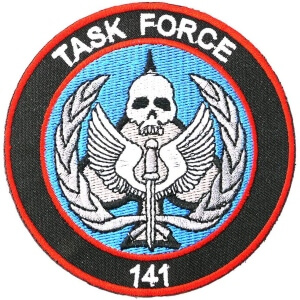 Parche task force rojo Call of Duty