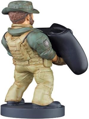 Parte trasera soporte con cargador Capitan price de Call of Duty
