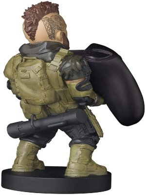Parte trasera soporte con cargador ruin de Call of Duty Black Ops 4