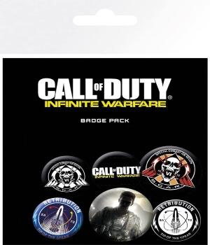 Pins de Call of Duty Infinite Warfare