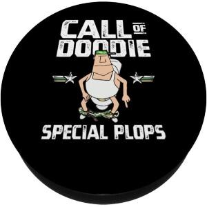 Pop socket call of doddie special plops