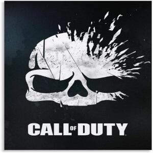 Poster calavera Call of Duty