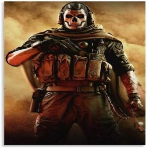 Poster soldado Call of Duty Warzone