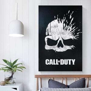 Posters Call of Duty en casa